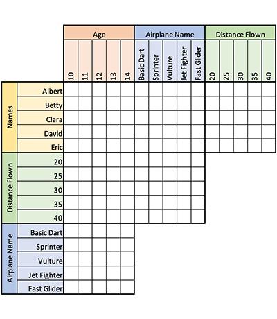Logic Grid Puzzle Thumbnail