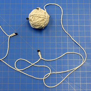 String measuring tape